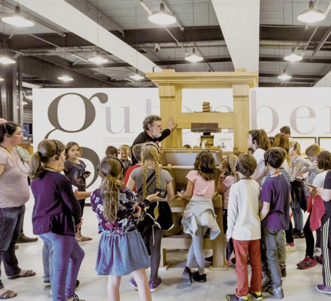 Gutenberg : Commençons par le début