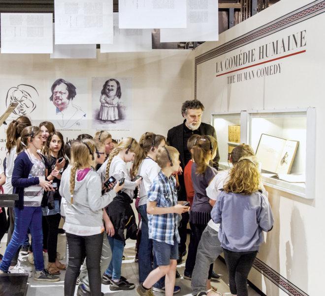 Les imprimeurs : Balzac et les autres...- AMI - Atelier Musée de l'Imprimerie - Malesherbes France