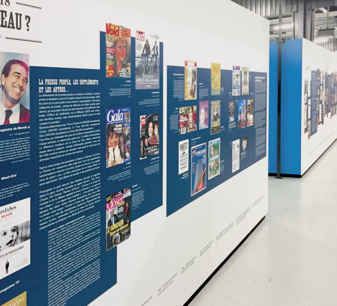 La presse : Le premier média - AMI - Atelier Musée de l'Imprimerie - Malesherbes France