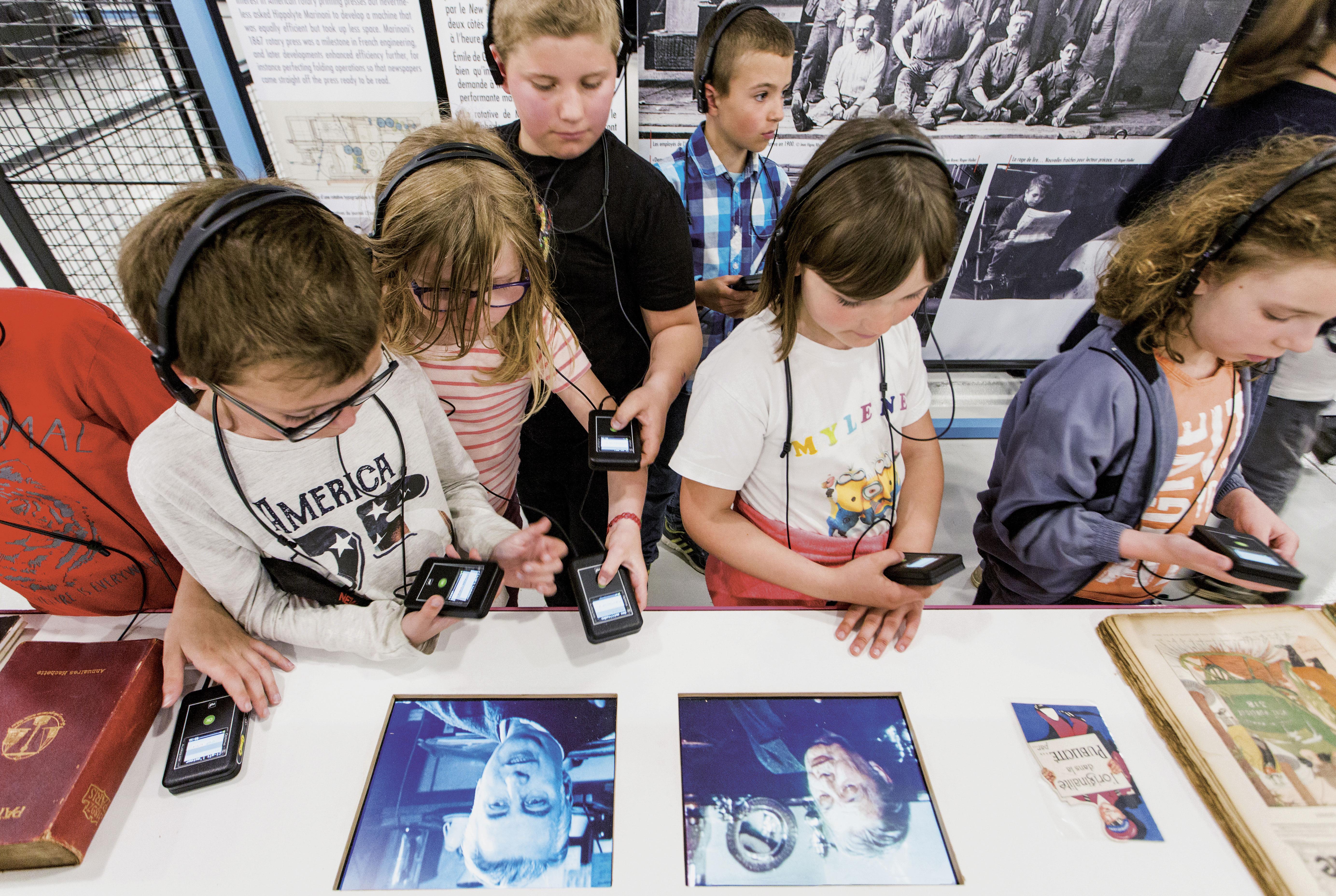 Atelier enfants - AMI - Atelier Musée de l'Imprimerie - Malesherbes