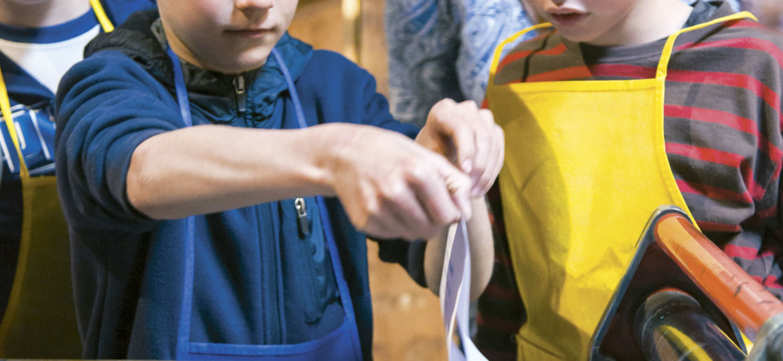 Atelier - AMI - Atelier Musée de l'Imprimerie - Malesherbes