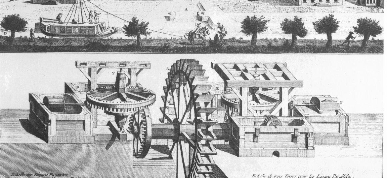 Planche I Encyclopédie Diderot papeterie de Langlée