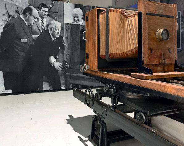 Atelier Musée de l'imprimerie Malesherbes - France © Tous droits réservés