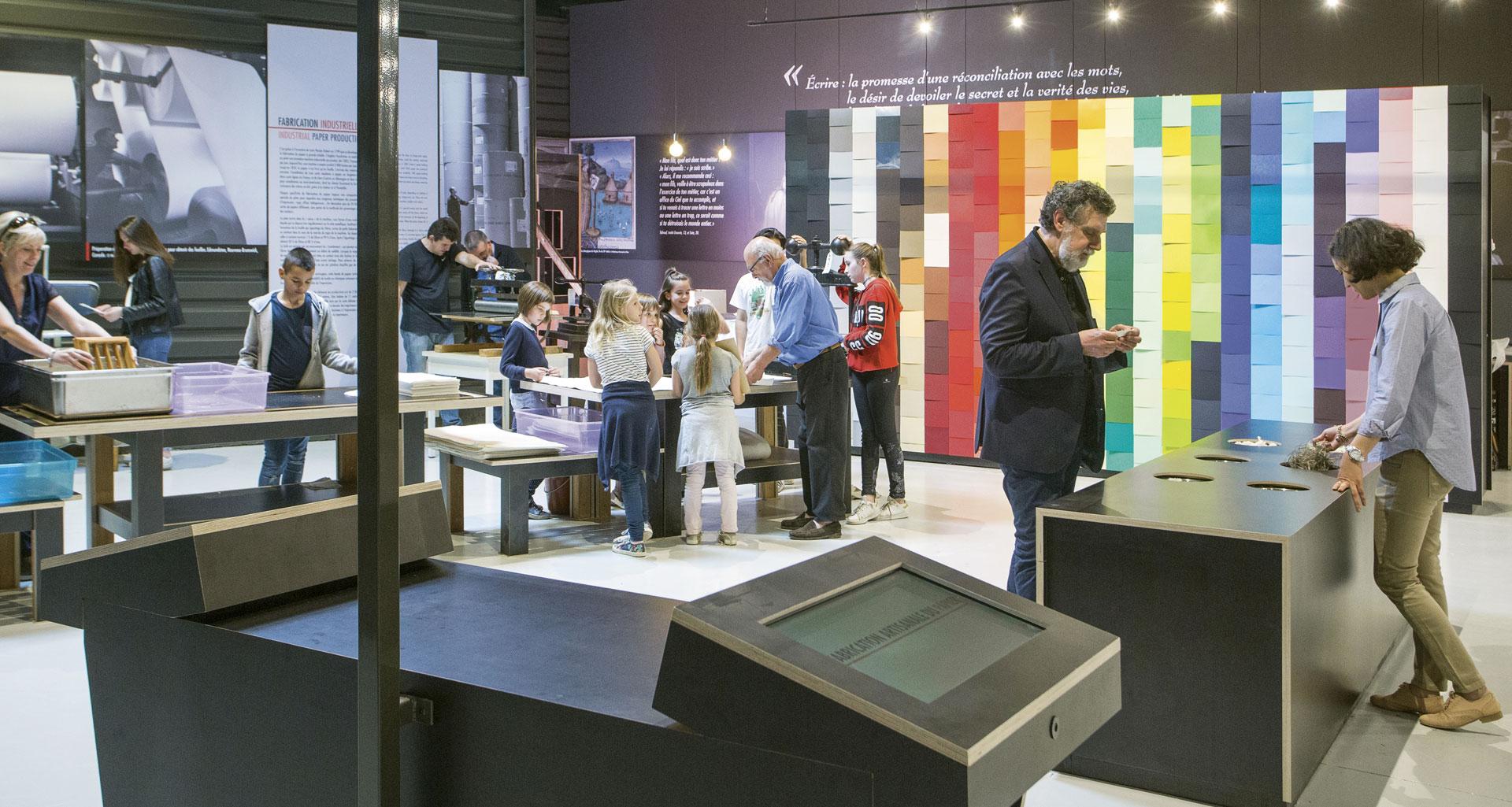 L'AMI c'est aussi - Atelier Musée de l'Imprimerie - Malesherbes